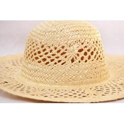 Sombrero de paja, de señora